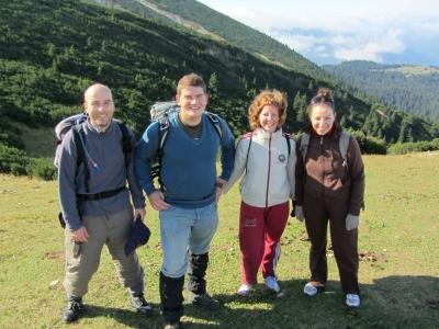 2012.09.23. GEKSZ – Túra a Schneebergen