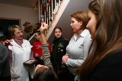 2012.11-12. GEKSZ – Karácsonyi jótékonysági akció