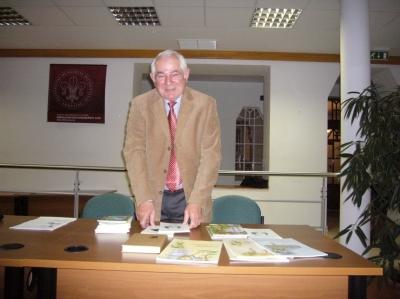 2012.11.19. Közgazdász Klub: Prof. Dr. Herczeg János