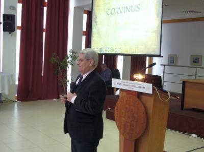 2013.04.08. Közgazdász Klub: Prof. Dr. Mészáros Tamás
