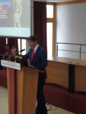 2017.05.15. Közgazdász Klub: Csizmadia Norbert