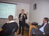 2008.11.17. Közgazdász Klub: Dr. Fodor Tamás