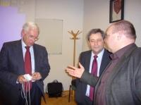2010.01.19. Közgazdász Klub: Varga István