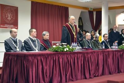 2017.02.10. Diplomaosztó Kari Tanácsülés