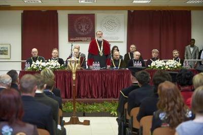 2014.02.14. Diplomaátadó ünnepség – KTK, SKK