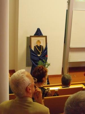2013.09.10. Emlékülés Gidai Erzsébet tiszteletére