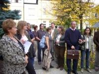 2008.10.10. Sikeres szakmai tanulmányút