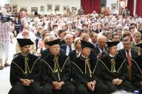 2008.06.20. Diplomaosztó Kari Tanácsülés