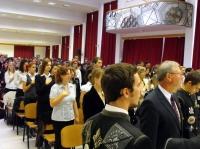 2010.09.08. Tanévnyitó Kari Tanácsülés