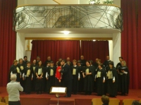 2012.12.10. KTK adventi hangverseny