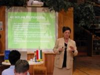 2013.05.07. Prof. Dr. Balázs Judit: Az iszlám szerepe napjainkban
