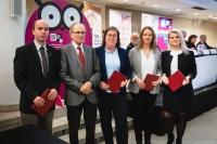 2019.12.06. A Lámfalussy Kar átvette a Közgazdaságtudományi OTDK ügyvezetését